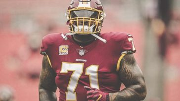 Trent Williams Cancer