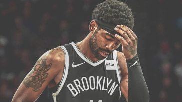 The Nets Are Concerned About Kyrie Irving's Mood Swings