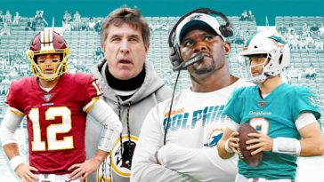 Miami Dolphins Washington Redskins