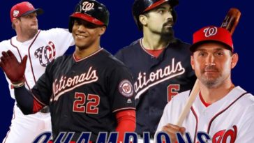 The Washington Nationals Are World Series Champions