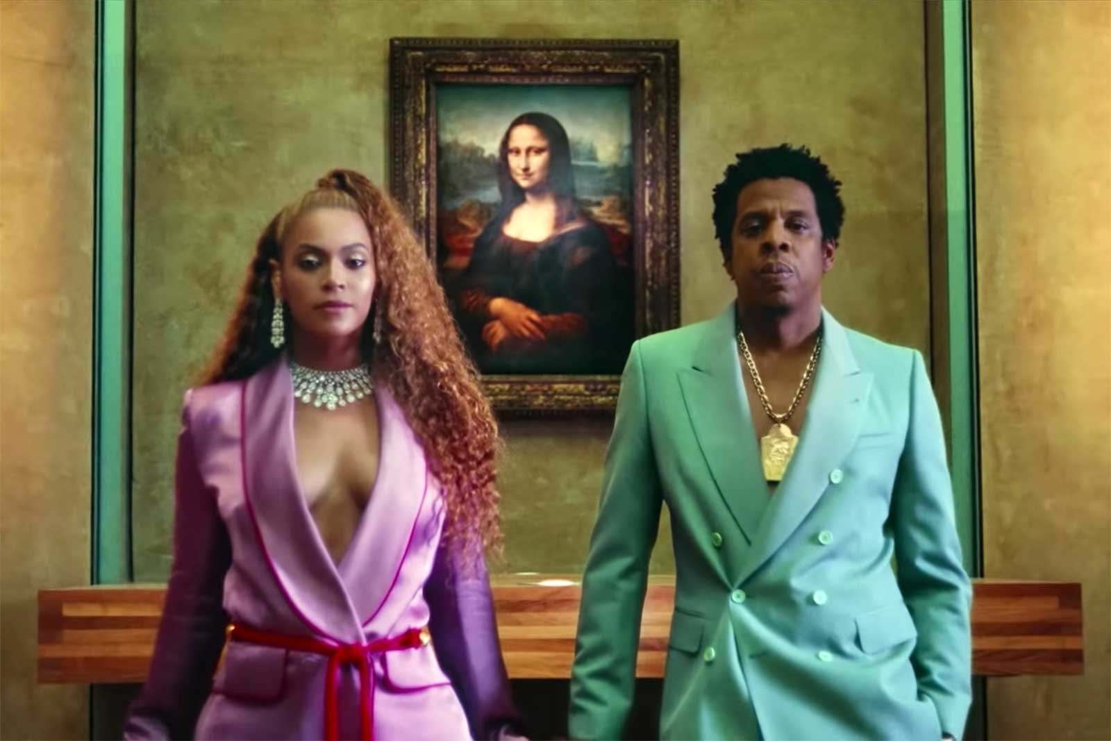 Jay-Z Beyonce Russell Wilson Ciara