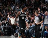 Kyrie Drops 50 In Nets Debut