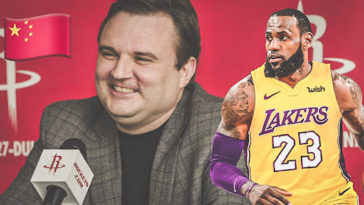 LeBron James On Daryl Morey's China Tweet