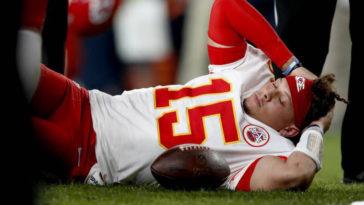 Patrick Mahomes Injury