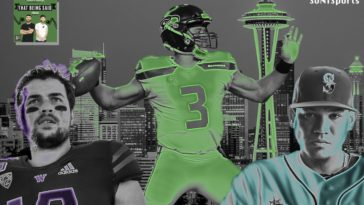 Seattle Mariners Seattle Seahawks