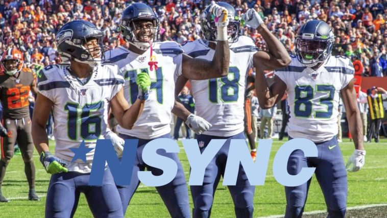Seattle Seahawks NSYNC
