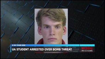 Student calls in bomb threat during LSU vs Florida