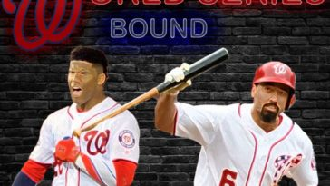 The Washington Nationals Make The World Series