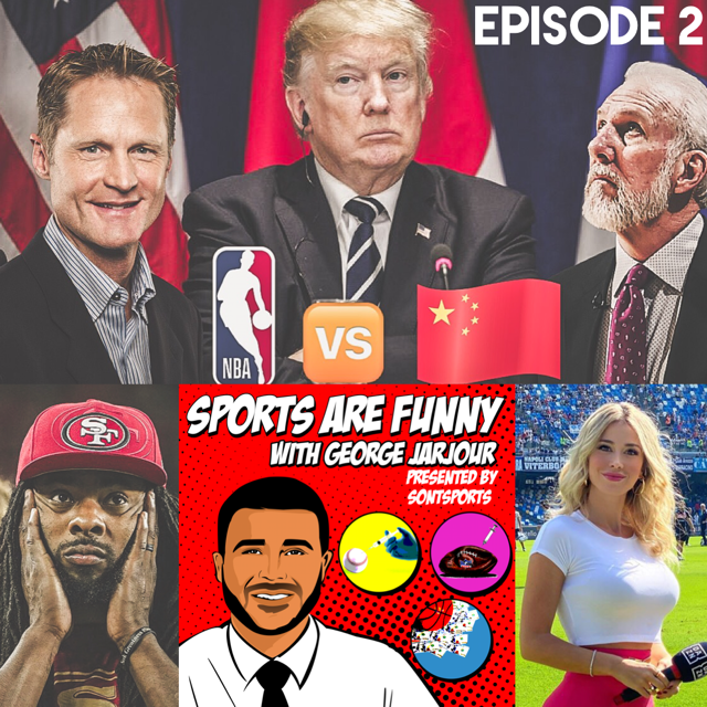 Trump Versus The NBA and The NBA Versus China