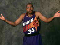 Charles Barkley Confused