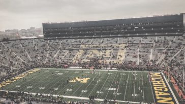 Michigan Football Loses To Ohio State