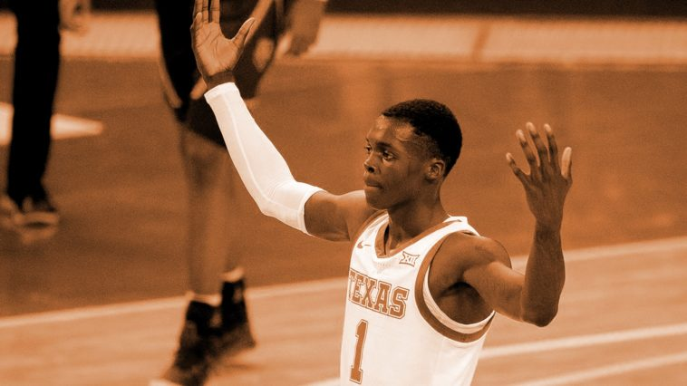 Andrew Jones Texas Basketball