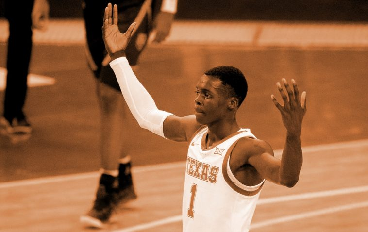 Andrew Jones Texas Basketball