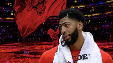 Anthony Davis Chicago Bulls