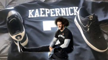 Colin Kaepernick Nike Shoes