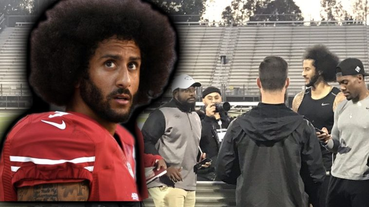 Colin Kaepernick Statement