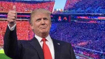 Donald Trump Alabama LSU