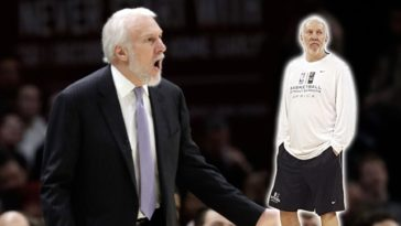 Gregg Popovich Homeless Man