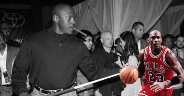 Michael Jordan $5 Check