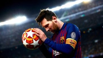 Messi Barcelona Future