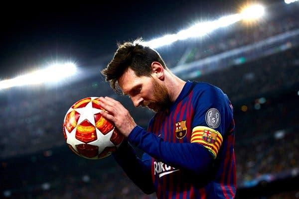 Messi Barcelona Future