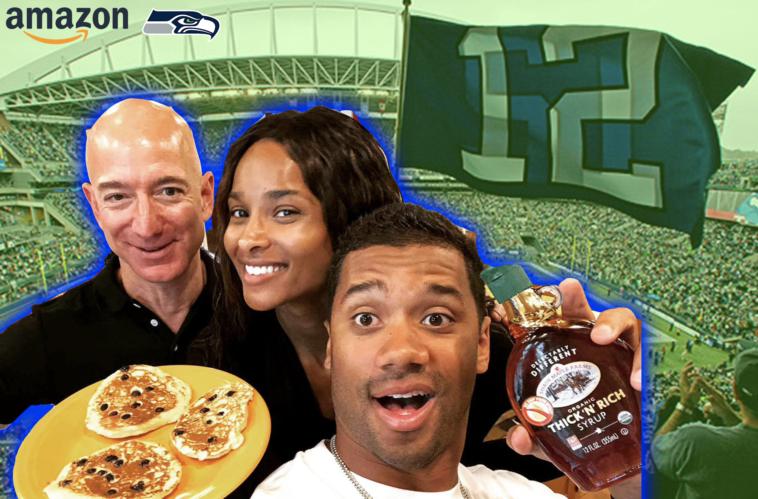 Jeff Bezos Buying Seattle Seahawks