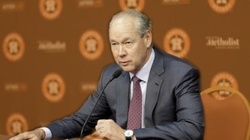 Jim Crane Astros Owner