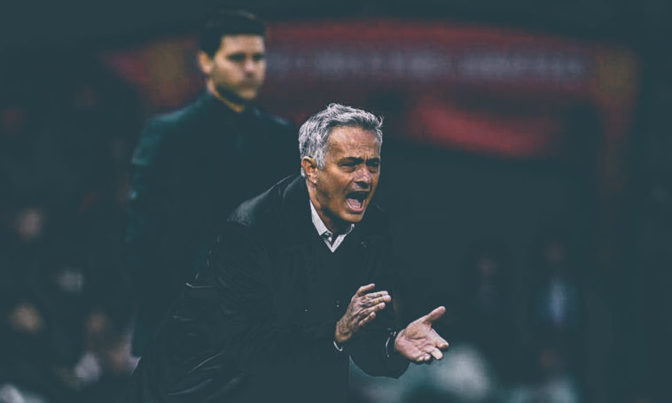Jose Mourinho appointed new manager at Tottenham