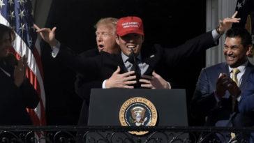 Kurt Suzuki Trump