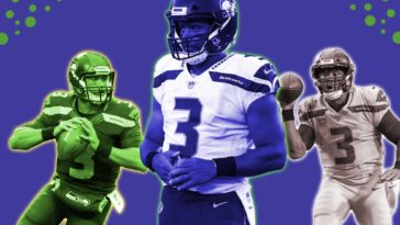 Russell Wilson NFC Offensive Player of the Week