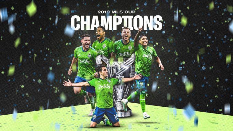Sounders MLS Cup