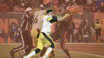 Steelers Mason Rudolph Fined