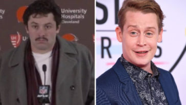 Home Alone Star Pokes Fun At Baker Mayfield