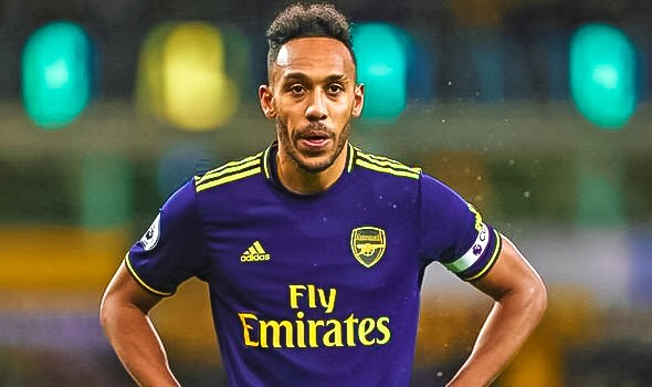 Pierre Aubameyang Wants Out Of Arsenal