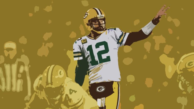 Aaron Rodgers 18th Hole