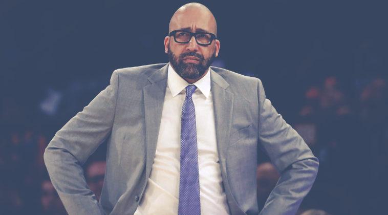 Knicks Fire David Fizdale