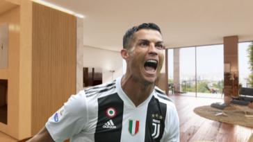 Cristiano Ronaldo New Lisbon Condo