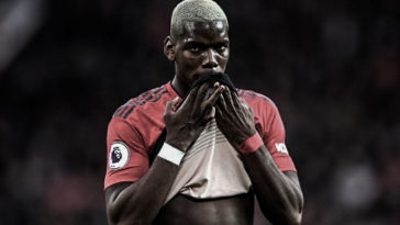 Paul Pogba Sick