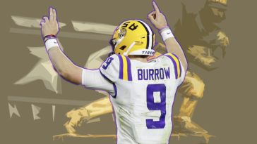 Joe Burrow Heisman