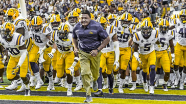 LSU Wins SEC