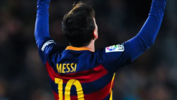 Messi Ball d'Or