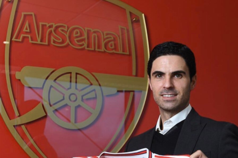 Mikel Arteta Introuded As Arsenal Manager