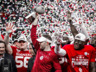 Oklahoma Wins Big 12