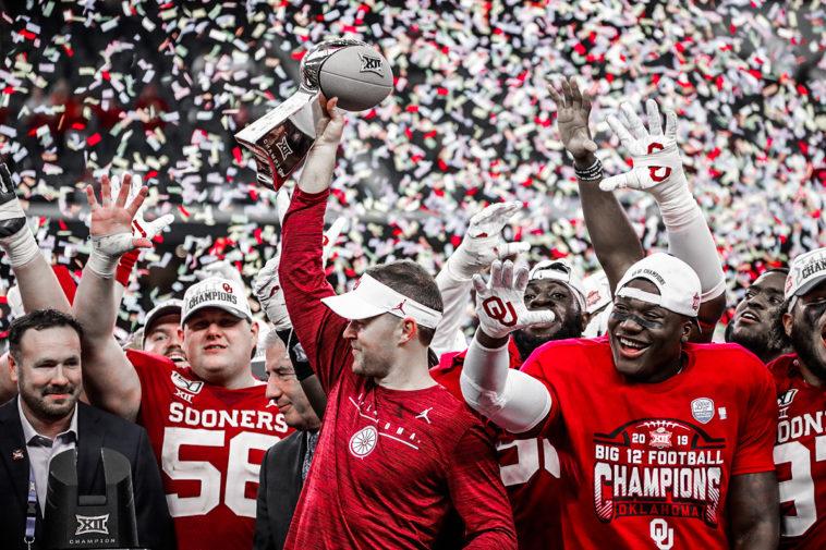 Oklahoma Wins Big 12