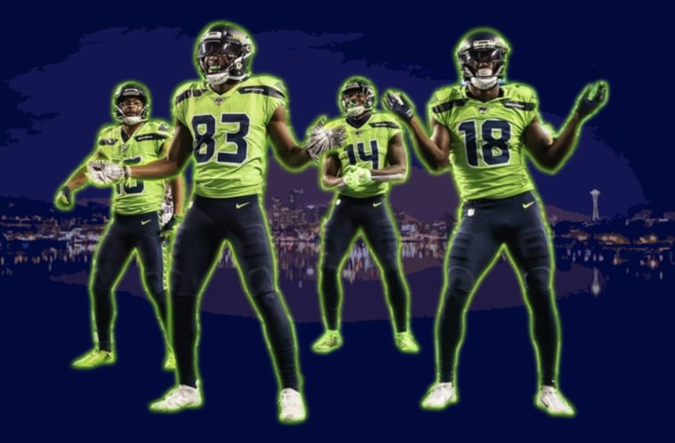 Seahawks New Edition Dance