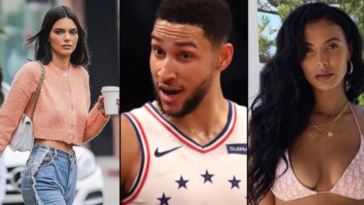 Ben Simmons Kendall Jenner Back Together