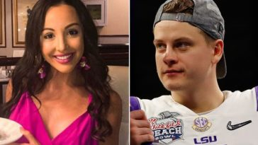 Joe Burrow Carley McCord