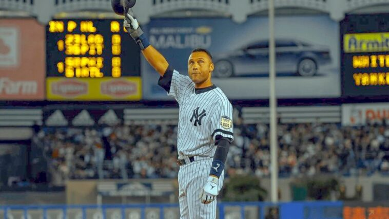 Derek Jeter Hall of Fame Vote
