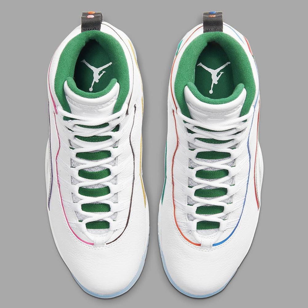 Air Jordan 10 'Wings' 3