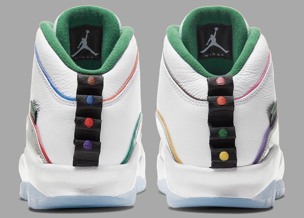 Air Jordan 10 'Wings' 5